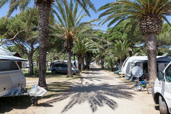 Campen in Spanien