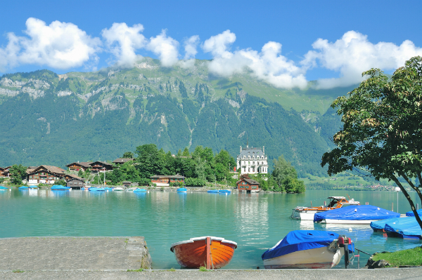 Bootstouren am Brienzersee