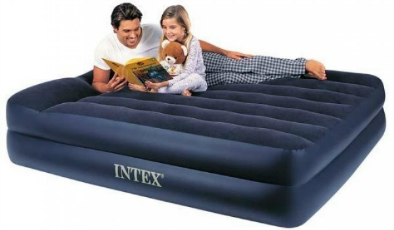 Intex Luftbett Rising Comfort