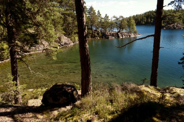 Camping In Schweden - Der Natur ganz nahe