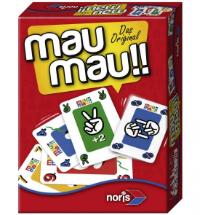 noris Spiel Mau Mau Kartenspiel