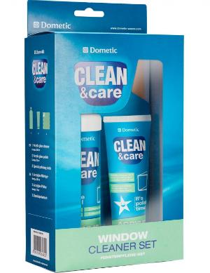 Dometic Clean&Care Acrylglas-Reinigungsset