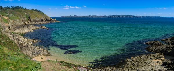 Die wilde Küste der Bretagne