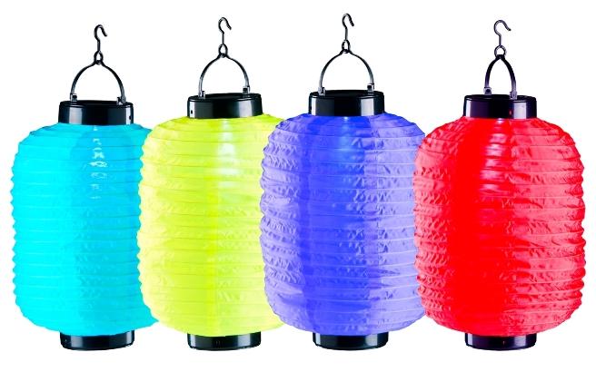 Solar Lampion LED