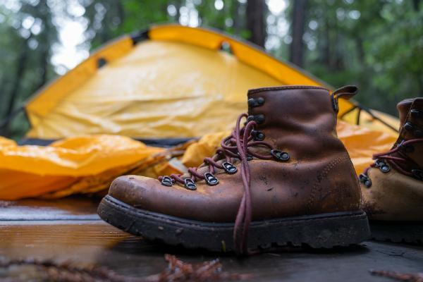 Richtige Ausrüstung ist beim Camping im Herbst unabdingbar