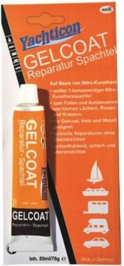 Reparaturspachtel Gelcoat