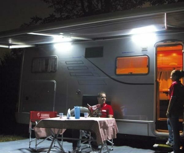 Fiamma LED Markisenleuchte Kit Awning Light