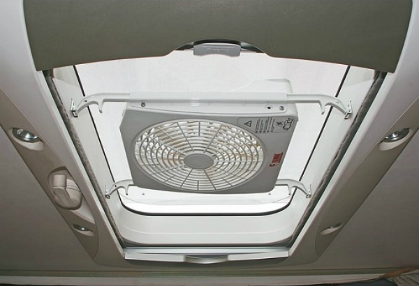 Fiamma Turbo-Kit Ventilator
