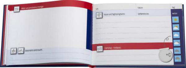 Bergers Reisetagebuch