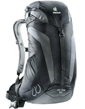 Deuter AC Lite 18 Rucksack schwarz grau