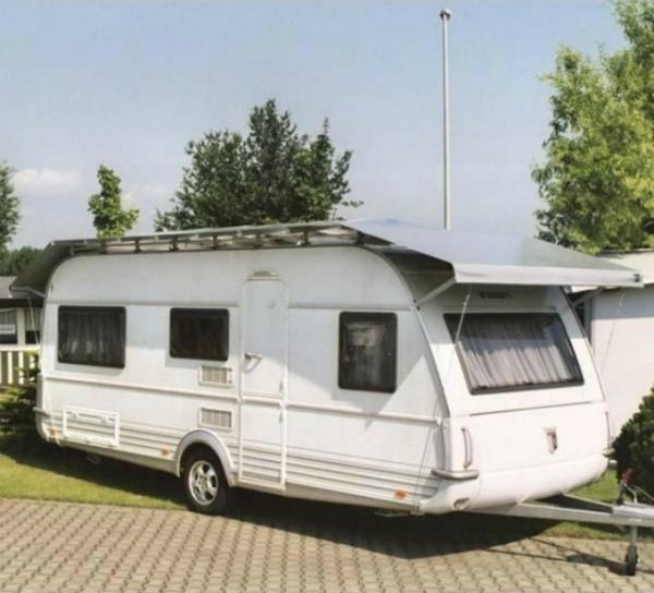 Nellen Zelte Wohnwagen Schutzdach 450
