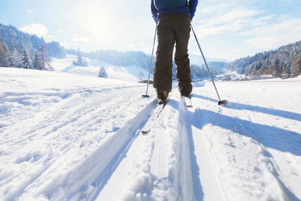 Skifahren in der Olympiaregion Seefeld