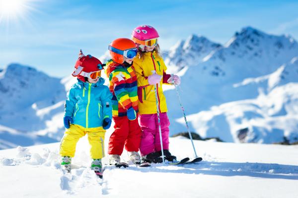 Österreich ist der ideale Ort für Wintersport mit der ganzen Familie