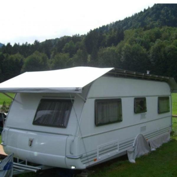 Wohnwagen Schutzdach 450 von Nellen Zelte