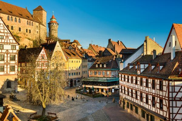 Altstadt von Nuernberg
