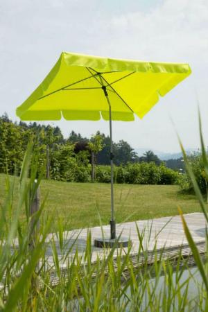 Schneider Sonnenschirm Locarno eckig gruen