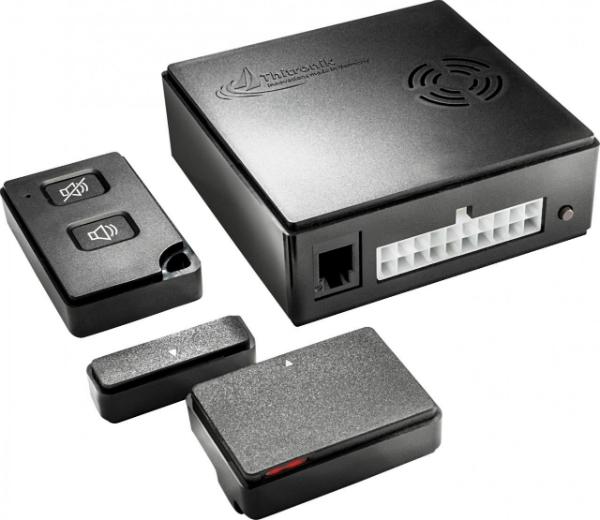 Thitronik Funk-Alarmanlage WiPro III safelock