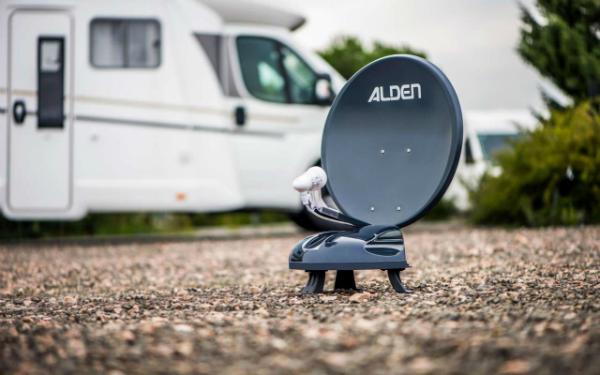 Alden Sat-Anlage Satlight-Track 50