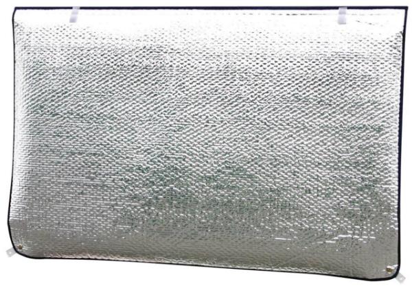 Hindermann Thermomatte Wohnwagenfenster