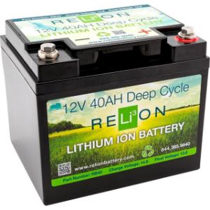 Lithium Batterie 40 Ah