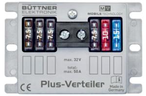 MT PV-6 Plus-Verteiler 12/24 V