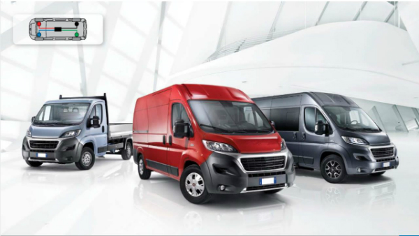 VB-FullAir 4C Ducato X250 Original Chassis