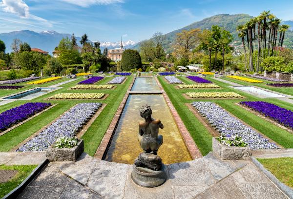 Botanische Gaerten der Villa Taranto
