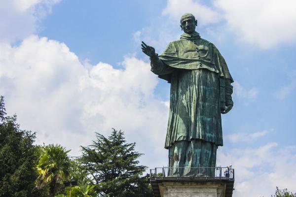 Colossus of San Carlo Borromeo