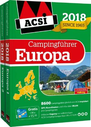ACSI Campingführer Europa 2018
