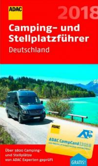 ADAC Camping-&Stellplatzführer Deutschland 2018