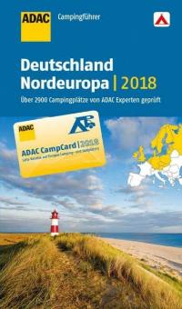 ADAC Campingplatzführer Nordeuropa 2018