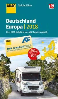 ADAC Stellplatzführer 2018