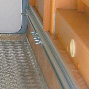Fiamma Multifunktionsleisten Garage-Bars