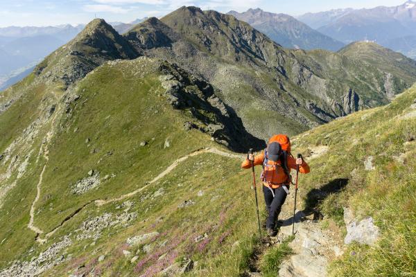 Fuer eine Alpenueberquerung sollte man geeignet sein
