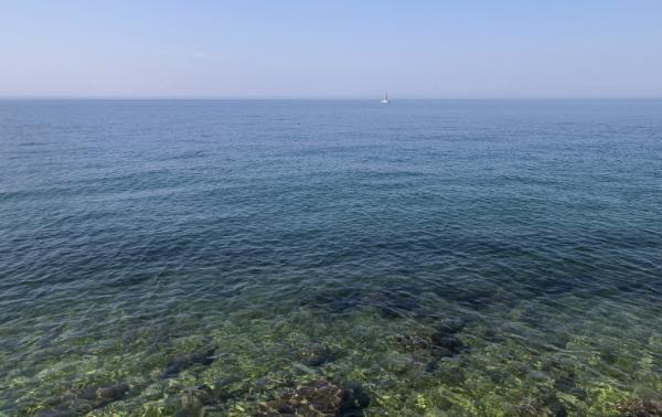 Glasklares Wasser - ein Traum für jeden Urlauber