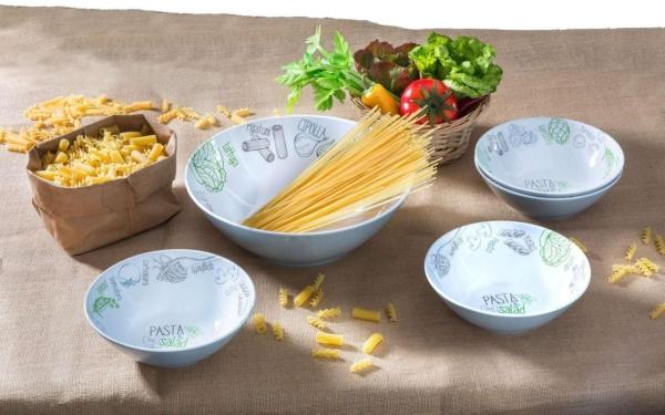 brunner-schuessel-set-salad-pasta-5-teilig-melamin