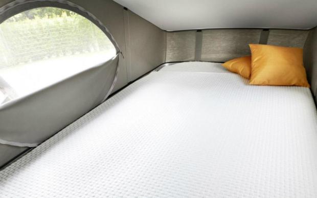 Schlafauflage T5 California Dachbett
