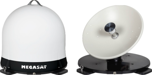 Megasat Sat-Antenne Campingman Portable Eco