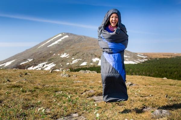 Die fachgerechte Pflege Ihres Sommerschlafsacks