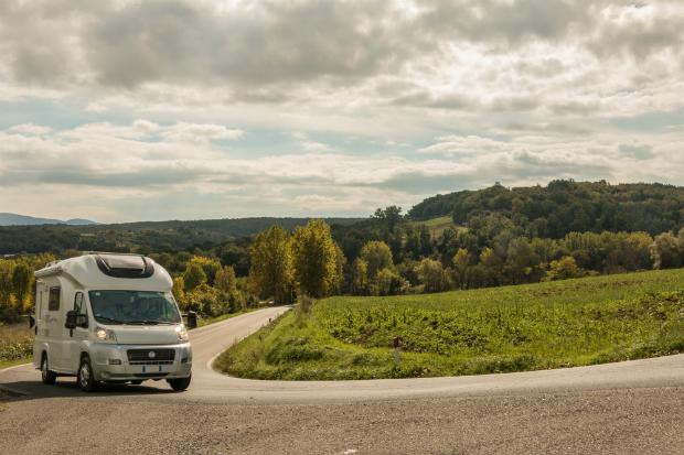 Mit dem Wohnmobil durch die Toskana