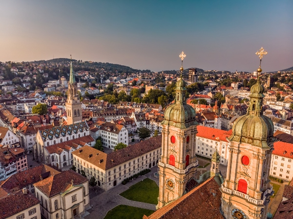 Fuerstabtei St Gallen