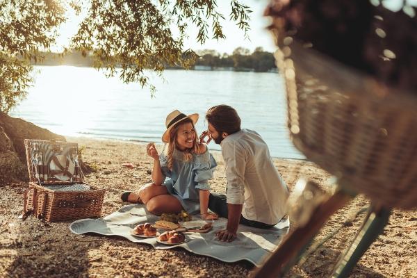Picknick Ideen fuer Verliebte picknick-ideen