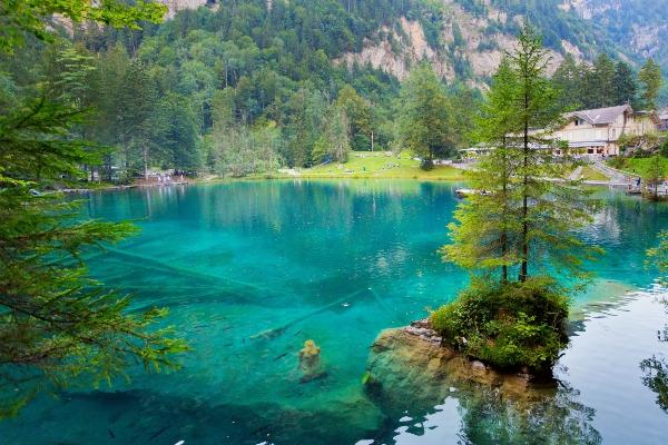 blausee-schweiz
