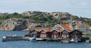 Fjällbacka - Camping in Südschweden