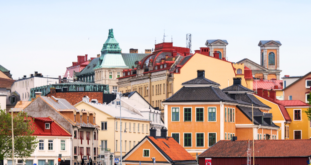 Häuser in Karlskrona