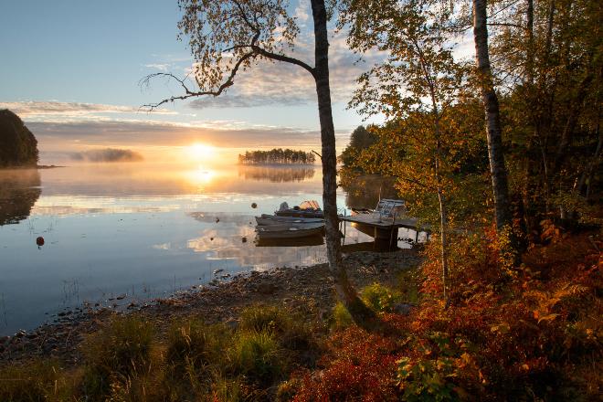 Smaland - ideale Bedingungen für das Camping in Südschweden
