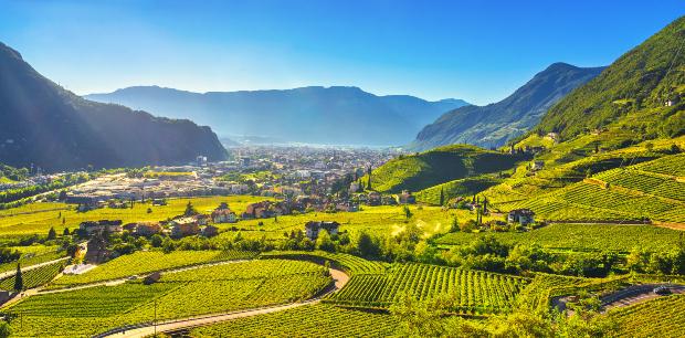 Bozen - perfekt um Südtirol und seine Köstlichkeiten kennenzulernen