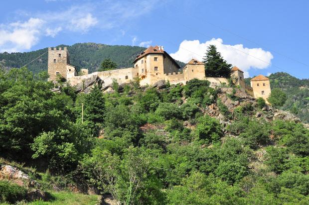 Schloss Juval im Schnalstal