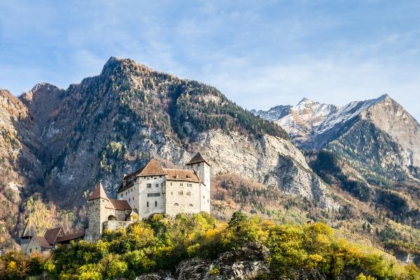 Burg Gutenberg Liechtenstein