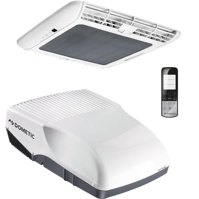 Dometic FreshJet 1700 Dachklimaanlage mit Luftverteilerbox